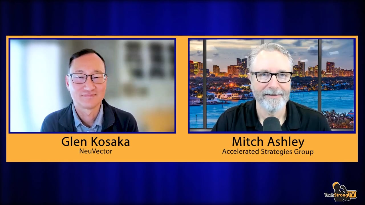 TechStrong TV Interview on Cloud Native App Security