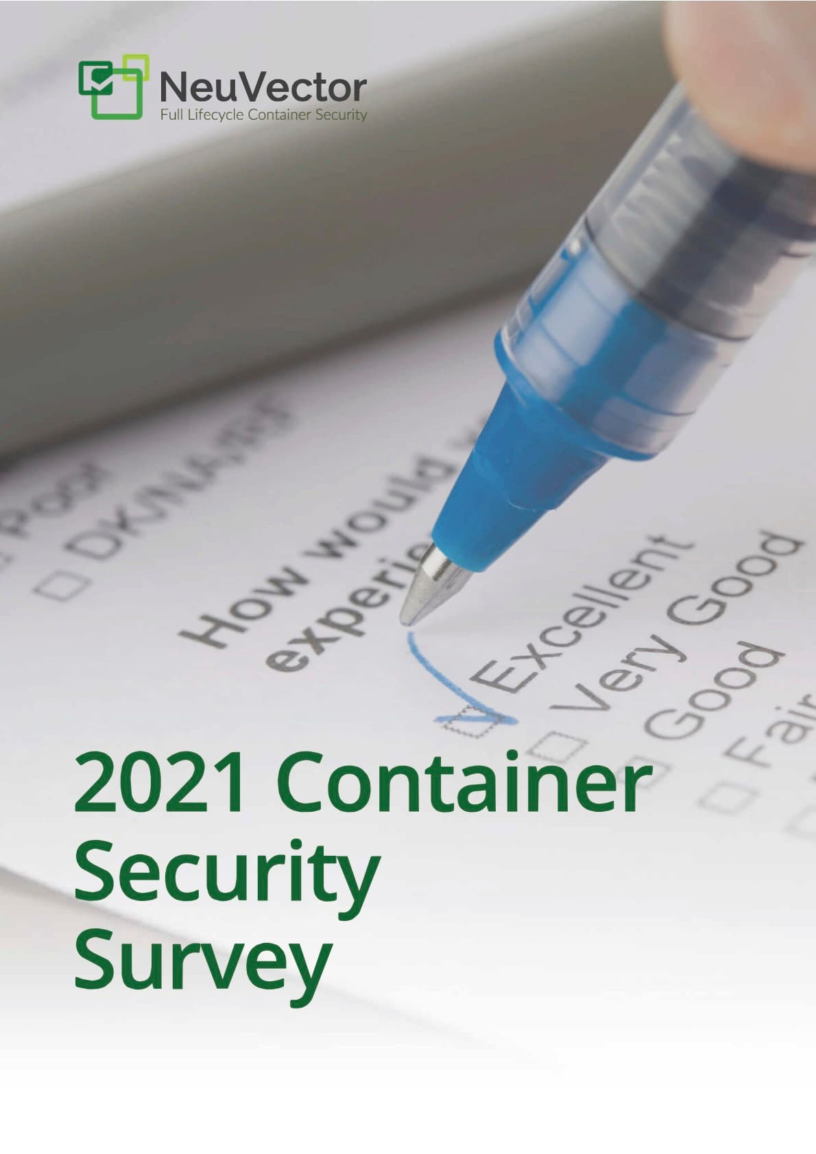 NeuVector Releases Results of 2021 Container Security Survey