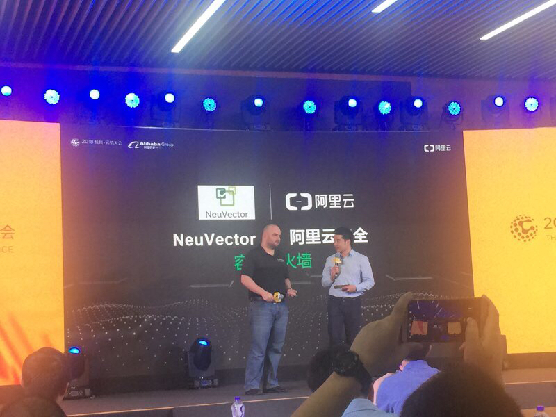 NeuVector and Alibaba Cloud Announce Partnership to Secure Kubernetes Containers