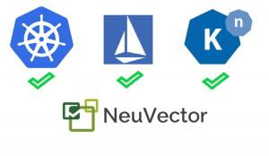 Runtime Security for Knative, a Kubernetes Based Serverless Computing Platform