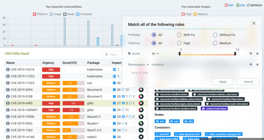 NeuVector Releases New Vulnerability Management Tools That Strengthen and Automate End-to-End Container Security